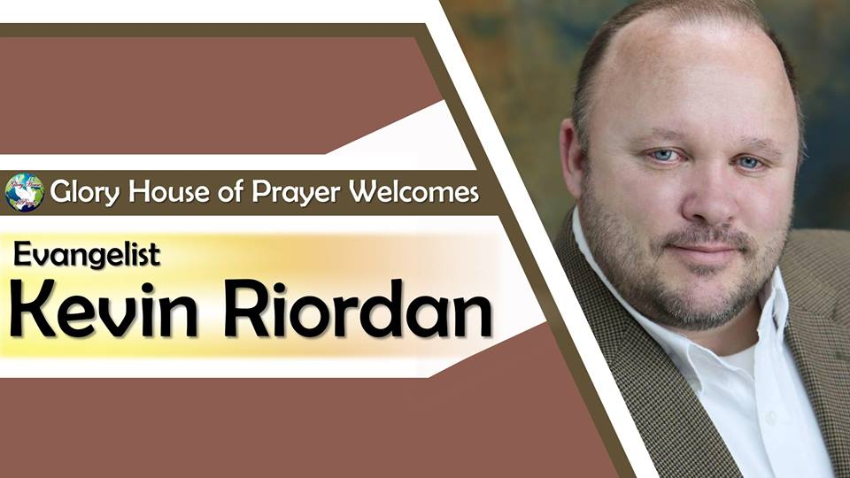 Evangelist Kevin Riordan - Saturday