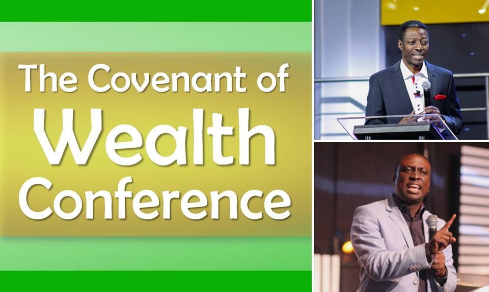 Covenant of Wealth of Conference - Pastor Sam Adeyemi - Sunday Morning Session
